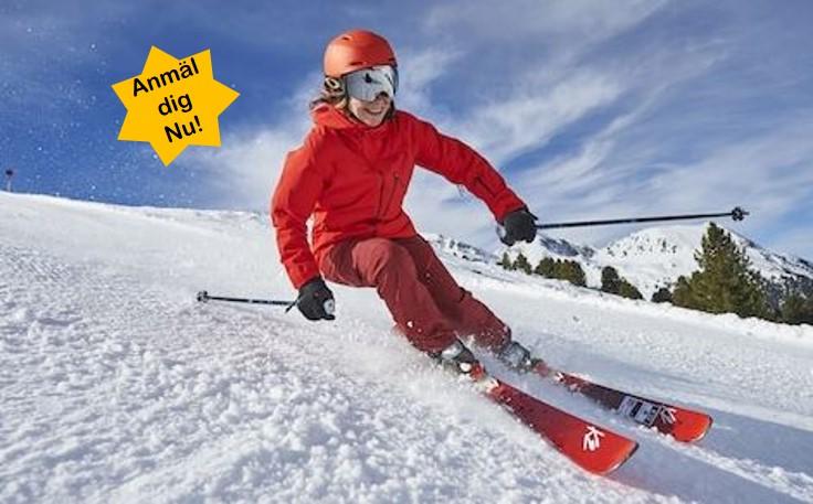 Följ med på Skidresa 9 mars